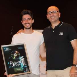 3er Premio a mejor interpretación en el V Concurso de Música Joven (Málaga)